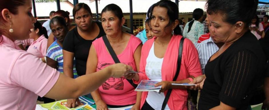 Jornada de Salud Comunitaria en Chilibre