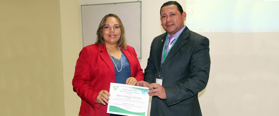 Participación de Senniaf en el II Congreso del Hospital del Niño