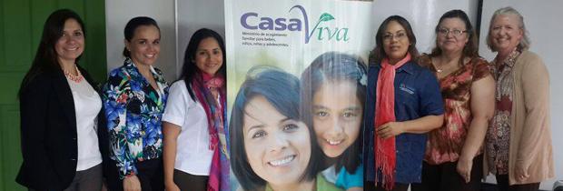 Visita a Casa Barva y Casa Vida en Costa Rica