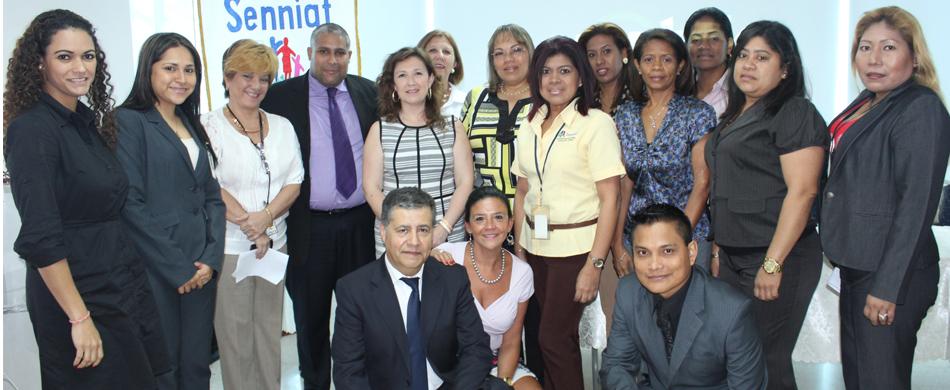 Senniaf y República de Chile desarrollan agenda de Protocolo para Programa Familia Acogente.