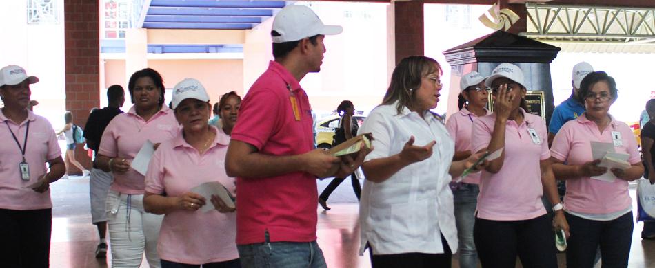 """Éxito campaña de Senniaf  """"prevención y protección de menores en carnaval"""""""